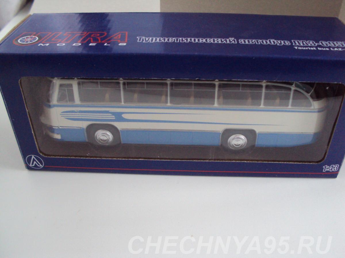 Автобус Лаз-695Б Туристический Комета,  Липецк