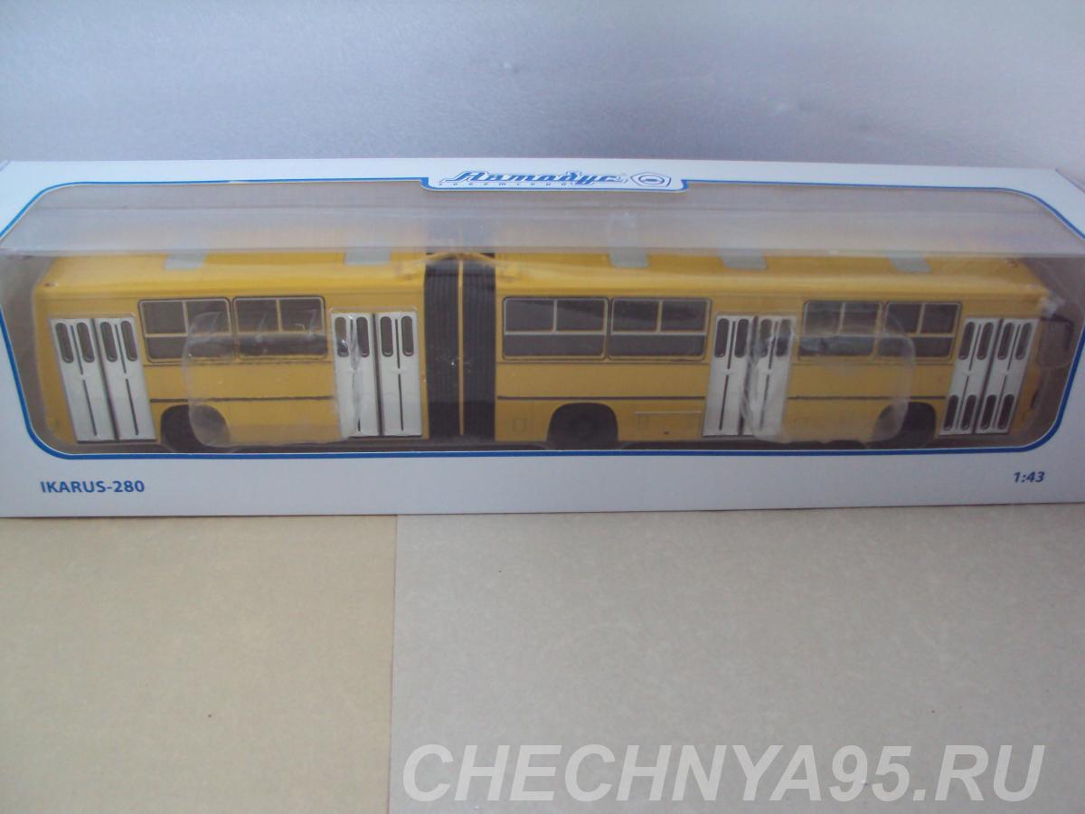 Автобус Икарус-280,  Липецк