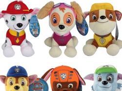 Мягкие игрушки Щенячий патруль paw patrol