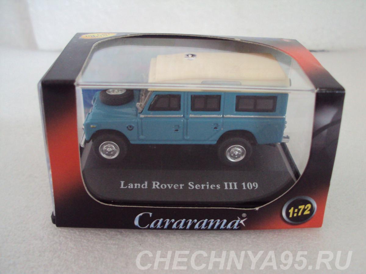 Автомобиль Land Rover Serie III 109,  Липецк
