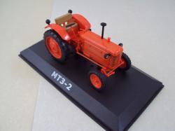 Модель. Трактор МТЗ-2